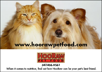 Raw Natural Dog and Cat Food