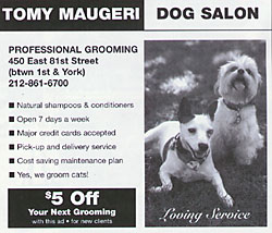 Maugeri Dog Salon