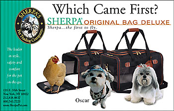 Sherpa Bags for Pet Travel